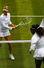 CAMILA GIORGI at Wimbledon Tennis Championships in London 07/10/2018