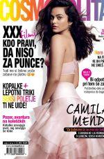 CAMILA MENDES and LILI REINHART in Cosmopolitan Magazine, February 2018