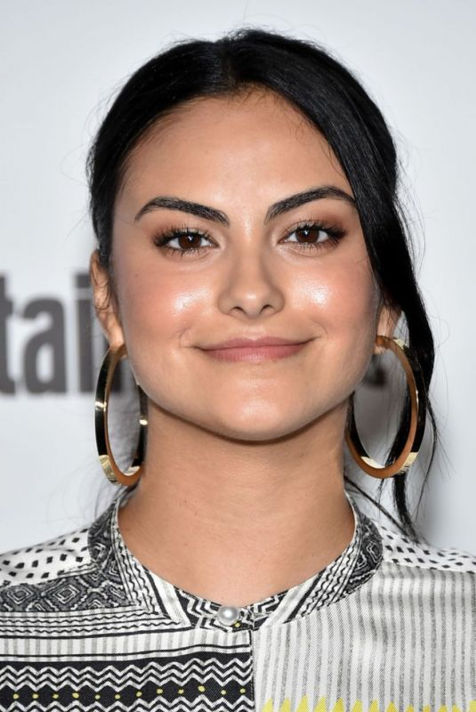 CAMILA MENDES at Entertainment Weekly Party at Comic-con in San Diego 07/21/2018