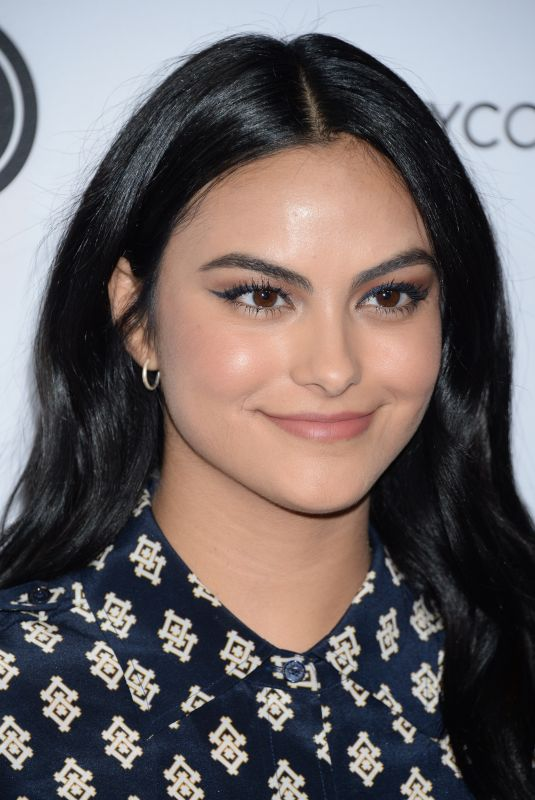 CAMILA MENDES at Los Angeles Beautycon Festival 07/14/2018