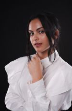 CAMILA MENDES at Variety Studio at Comic-con in San Diego 07/21/2018