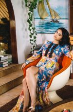 CAMILA MENDES for Nylon Magazine, July 2018