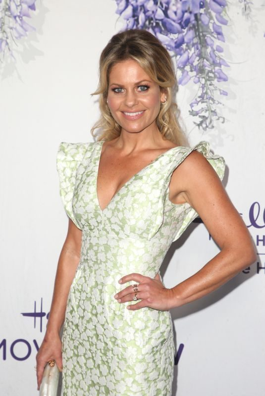 CANDACE CAMERON BURE at Hallmark Channel Summer TCA Party in Beverly Hills 07/27/2018