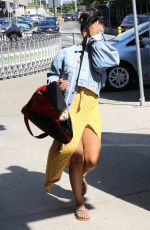 CANDICE PATTON Arrives at Airport in Vancouver 07/22/2018