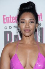 CANDICE PATTON at Entertainment Weekly Party at Comic-con in San Diego 07/21/2018