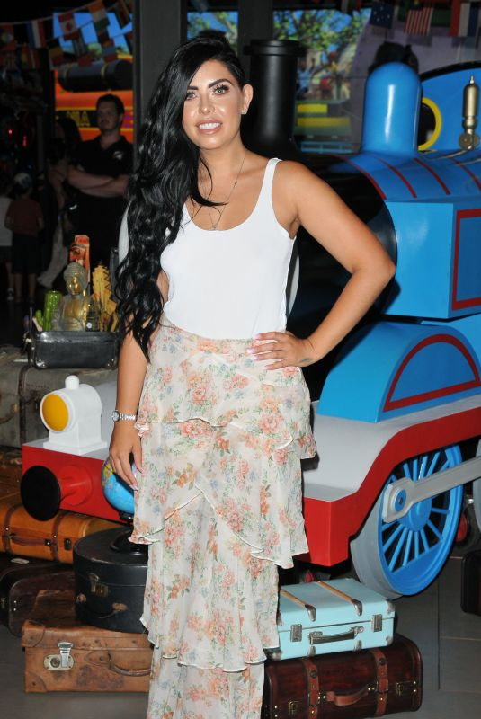 CARA DE LA HOYDE at Thomas & Friends: Big World! Big Adventures! The Movie Premiere in London 07/07/2018