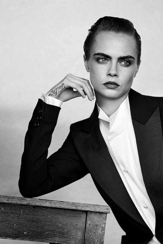 CARA DELEVINGNE for Douglas Cosmetics 2018