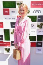 CARA THEOBOLD at Audi Polo Challenge at Coworth Park Polo Club 07/01/2018