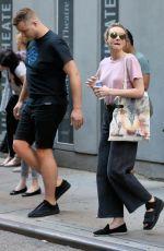 CAREY MULLIGAN Leaves Minetta Lane Theater in New York 07/14/2018