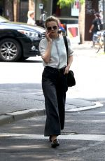 CAREY MULLIGAN Out and About in New York 07/01/2018