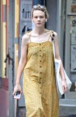 CAREY MULLIGAN Out in New York 07/17/2018