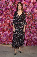 CARICE VAN HOUTEN at Schiaparelli Haute Couture Show at Paris Fashion Week 07/02/2018