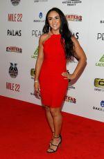 CARLA ESPARZA at World MMA Awards in Las Vegas 07/03/2018