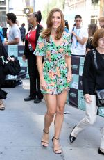 CARLY CRAIG at Build Brunch Series in New York 07/20/2018