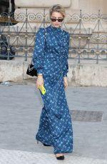 CARO DAUR Leaves Miu Miu Fashion Shoe in Paris 06/30/2018