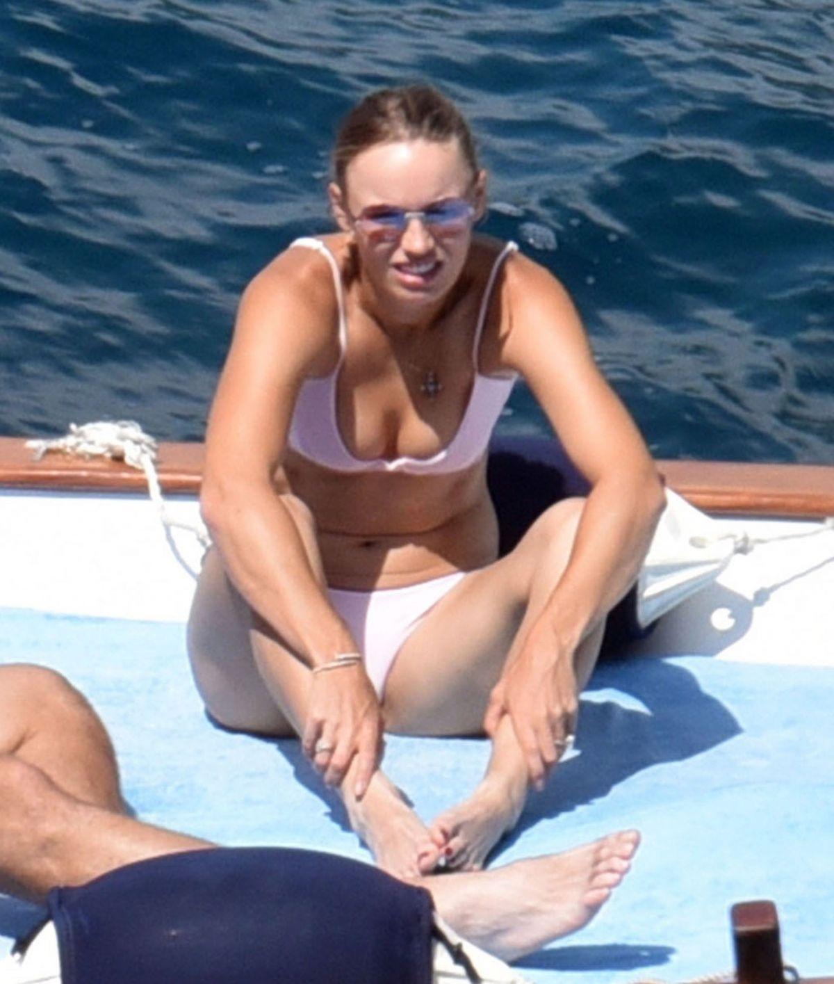 Caroline bikini pics 78