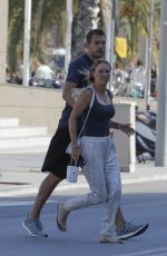 CAROLINE WOZNIACKI Out and About in Barcelona 07/06/2018