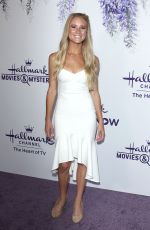 CASSIDY GIFFORD at Hallmark Channel Summer TCA Party in Beverly Hills 07/27/2018