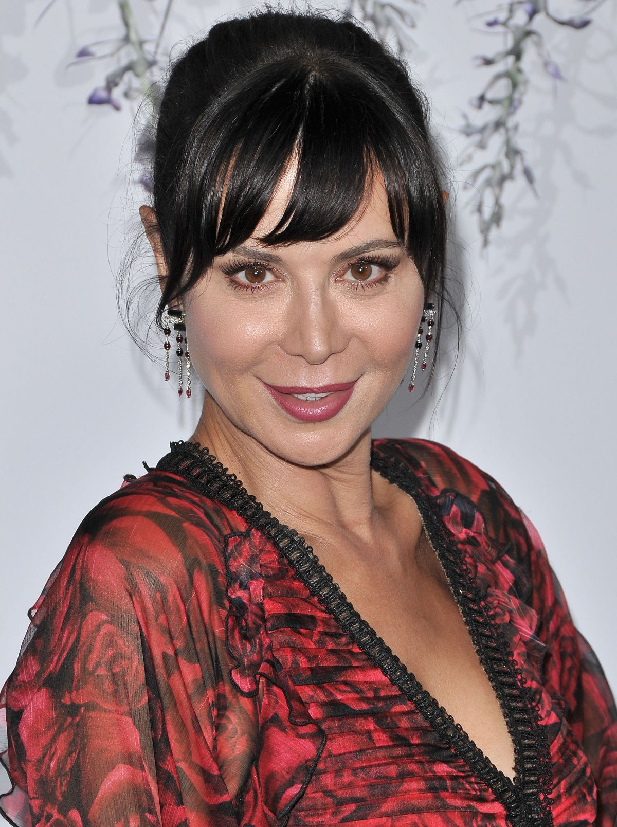 CATHERINE BELL at Hallmark Channel Summer TCA Party in