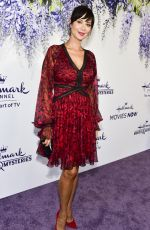 CATHERINE BELL at Hallmark Channel Summer TCA Party in Beverly Hills 07/27/2018
