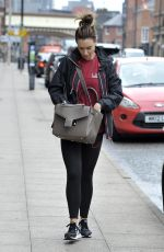 CATHERINE TYLDESLEY Leaves a Gym in Manchester 07/13/2018