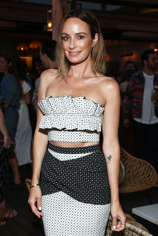 CATT SADLER at 2nd Annual Maison St-Germain Event in Malibu 07/10/2018