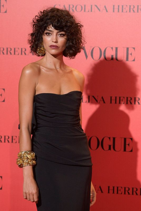 CECILIA GOMEZ at Vogue Spain 30th Anniversary Party in Madrid 07/12/2018