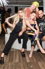 CHANEL WEST COAST at Beautycon x Snapchat Party in Los Angeles 07/14/2018