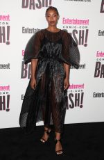 CHANTEL RILEY at Entertainment Weekly Party at Comic-con in San Diego 07/21/2018