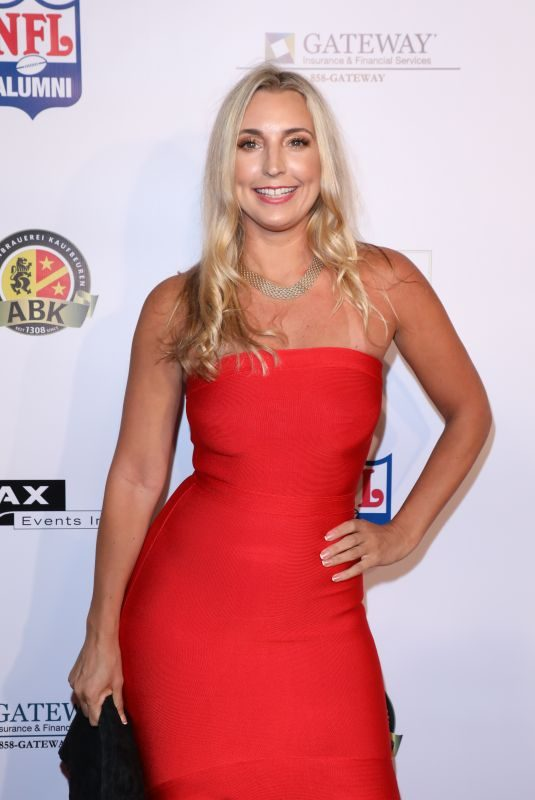 CHARLENE CIARDIELLO at Game on Gala Celebrating Excellence in Sports in Los Angeles 07/17/2018