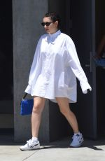 CHARLI XCX Out and About in Los Angeles 07/03/2018