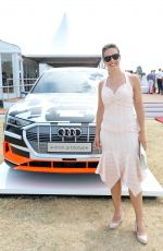 CHARLIE WEBSTER at Audi Polo Challenge at Coworth Park Polo Club 07/01/2018