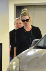 CHARLIZE THERON Out in Los Angeles 07/02/2018