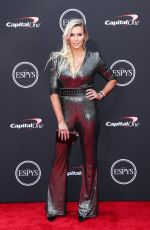 CHARLOTTE FLAIR at 2018 Espy Awards in Los Angeles 07/18/2018