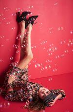 CHARLOTTE LAWRENCE for Wonderland Magazine, June 2018 Issue