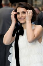 CHARLOTTE RILEY at Swimming with Men Premiere in London 07/04/2018