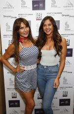 CHELBY TRIBBLE at Power of Health Launch Party in London 07/17/2018