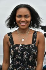CHINA ANNE MCCLAIN at Variety Studio at Comic-con in San Diego 07/21/2018