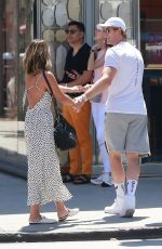 CHLOE BENNET and Logan Paul Out Shopping in Beverly Hills 07/12/2018
