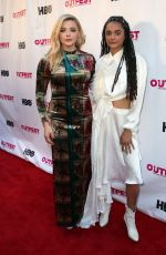 CHLOE MORETZ at Wild Nights with Emily Screening at Outfest Los Angeles LGBT Film Festival in Hollywood 07/21/2018