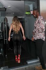 CHLOE SIMS at Chrome Restaurant and Bar Pre-launch Party in London 07/05/2018