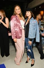 CHRISSY TEIGEN at Finery App Launch Party in Culver City 07/11/2018