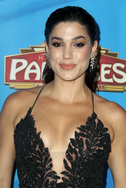 CHRISTIE PRADES at On Your Feet! The Story of Emilio & Gloria Estefan Premiere in Hollywood 07/10/2018