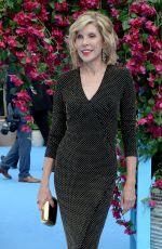 CHRISTINE BARANSKI at Mamma Mia Here We Go Again Premiere in London 07/16/2018