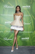 CINDY BRUNA at Amfar Paris Dinner at Paris Fashion Week 07/05/2018