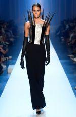 CINDY BRUNA at Jean Paul Gaultier Runway Show at Paris Fashion Week 07/04/2018