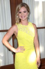 CINDY BUSBY at Hallmark Channel Summer TCA Party in Beverly Hills 07/27/2018
