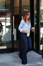 CINDY CRAWFORD Out in New York 07/18/2018