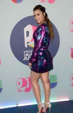 CLARISSA MOLINA at Premios Juventud Awards in Miami 07/22/2018