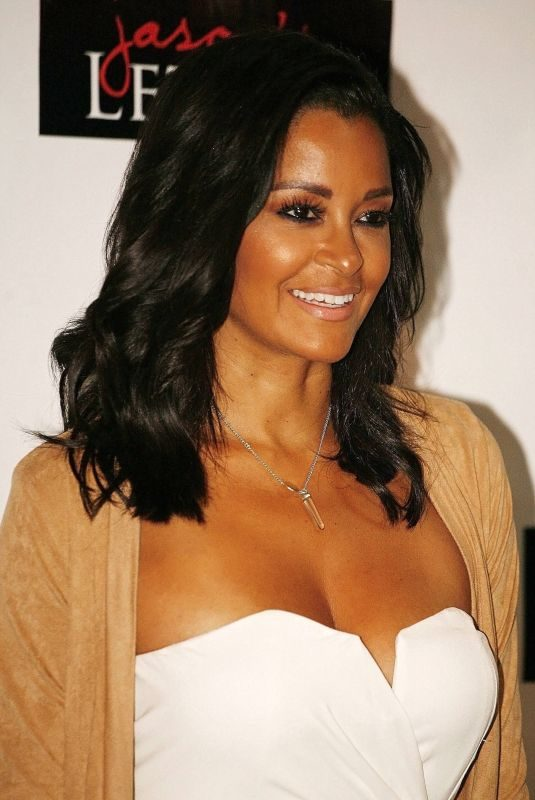 CLAUDIA JORDAN at Jason's Letter in Philadelphia 07/28/2018